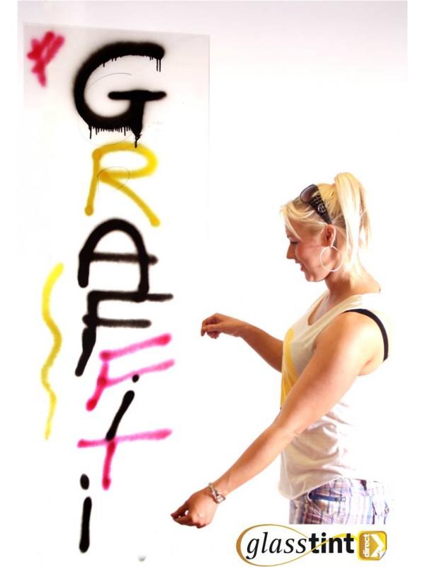 Anti-Graffiti Window Film - Safety & Security - GlassTint Direct