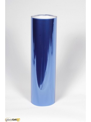 High Reflective Electric Blue Sun ProtectionGlassTint Direct