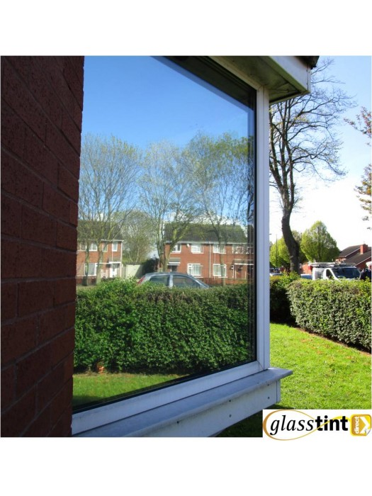 Sun Protection -Silver High Reflective (910mm Roll Width) Window Film