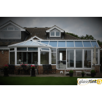 SolBlok Silver for Glass (910mm Roll Width) Conservatories GlassTint Direct