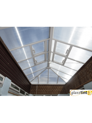 SolBlok Xtra for Polycarbonate & Plastic (Internal) Conservatories GlassTint Direct