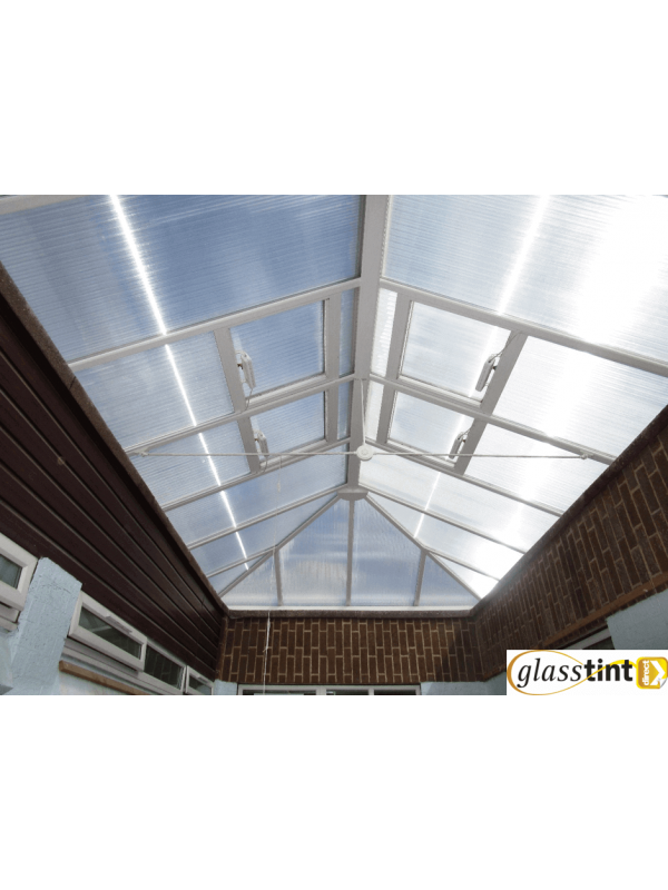 SolBlok Xtra for Polycarbonate & Plastic (External) Conservatories GlassTint Direct