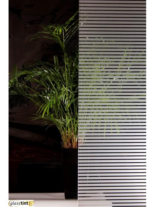 Designer & Patterned - Venetian Stripe Frost