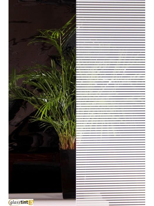 Designer & Patterned - Venetian Stripe White